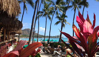 Waikiki Beach - Oahu 8 Day Inclusive Hawaii Vacation